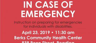 Emergency Readiness